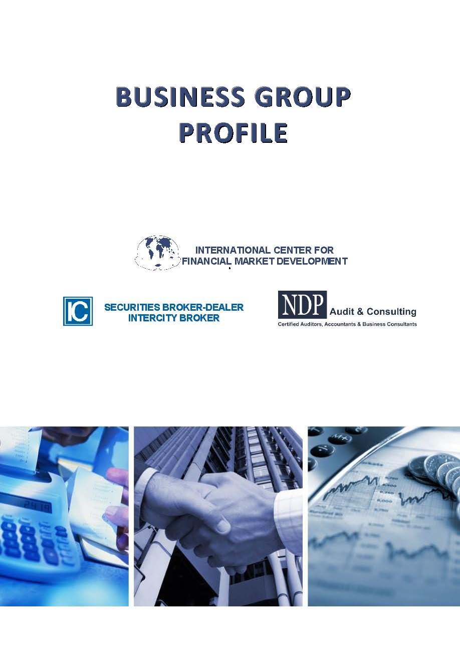 Business group profile